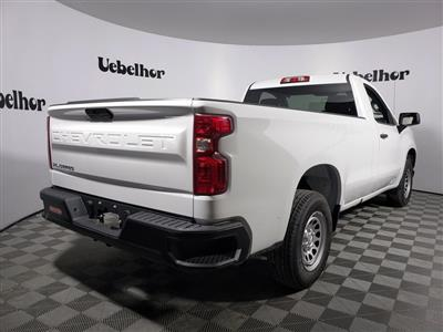 2019 Silverado 1500 Regular Cab 4x2, Pickup #ZT5619 - photo 4