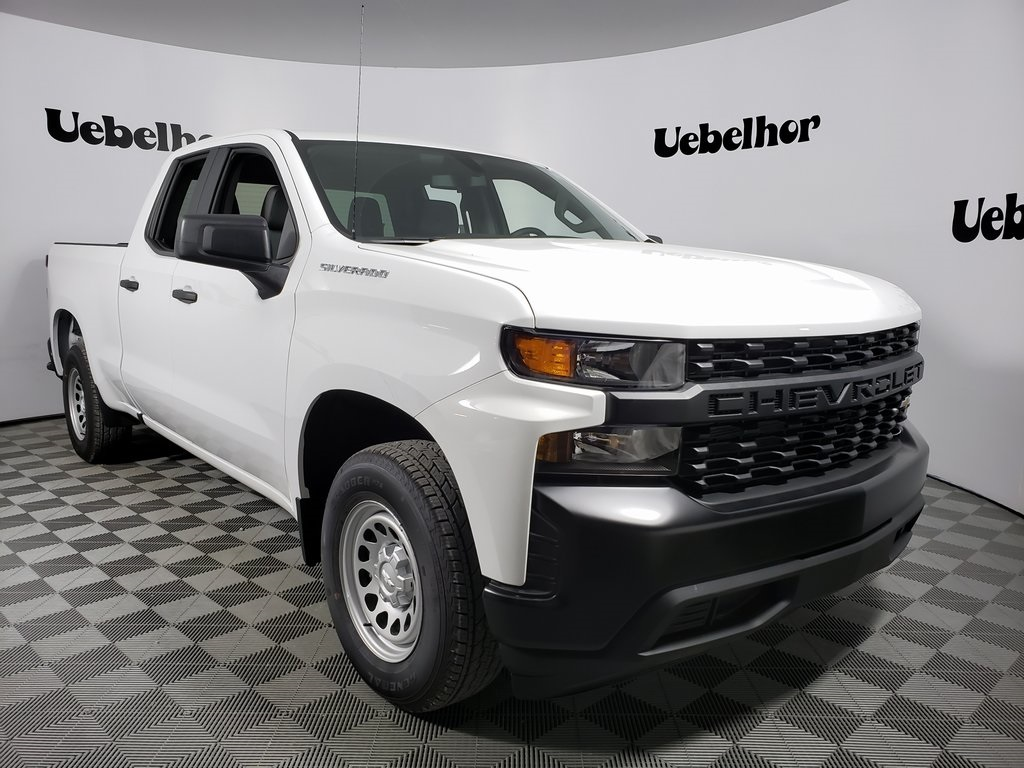 2019 Silverado 1500 Double Cab 4x2, Pickup #ZT5697 - photo 3