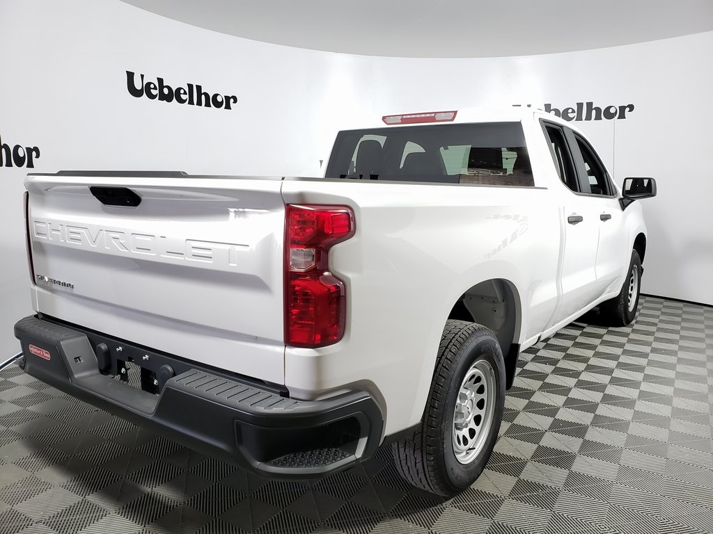 2019 Silverado 1500 Double Cab 4x2, Pickup #ZT5697 - photo 4