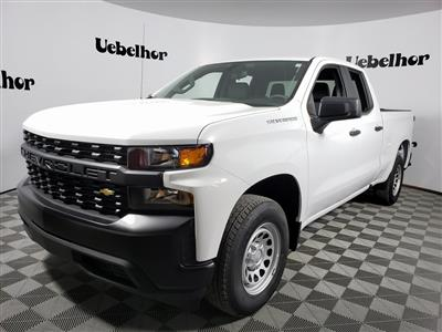 2019 Silverado 1500 Double Cab 4x2, Pickup #ZT5697 - photo 1