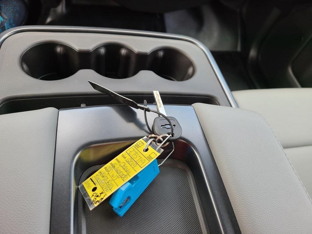 2019 Chevrolet Silverado 5500 Regular Cab DRW 4x2, Hillsboro Platform Body #ZT5719 - photo 12