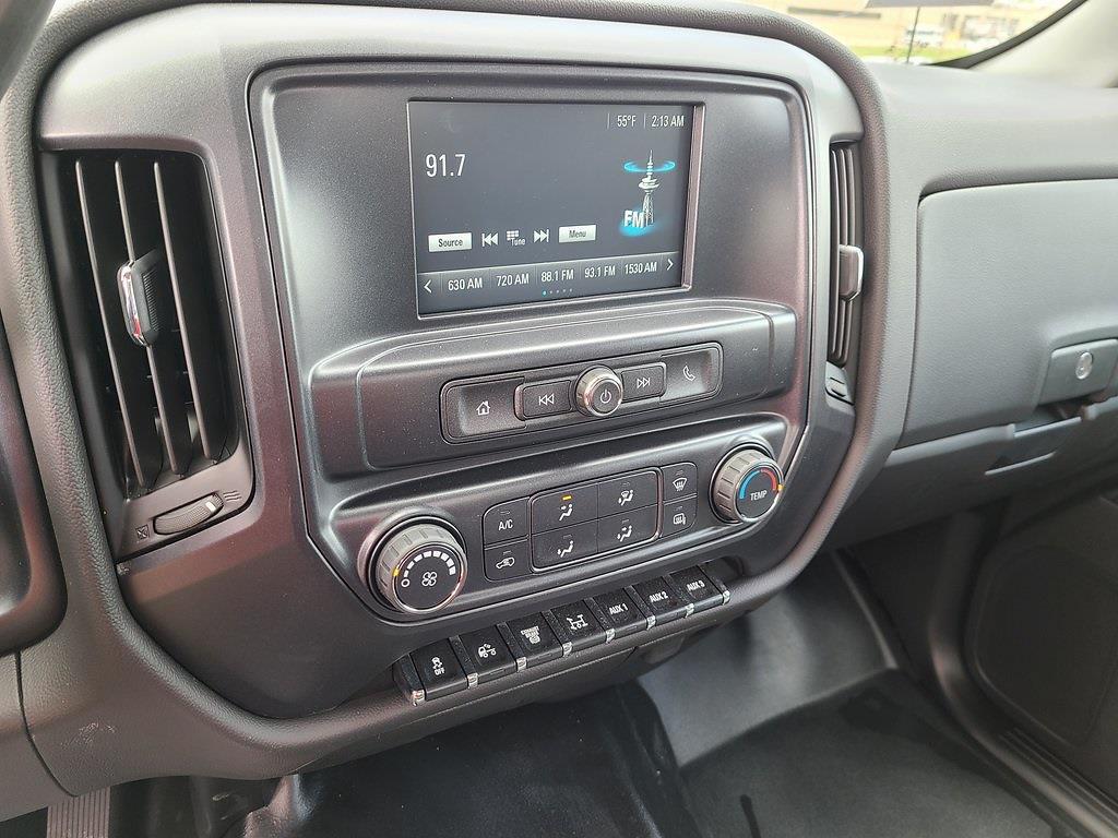 2019 Chevrolet Silverado 5500 Regular Cab DRW 4x2, Hillsboro Platform Body #ZT5719 - photo 9