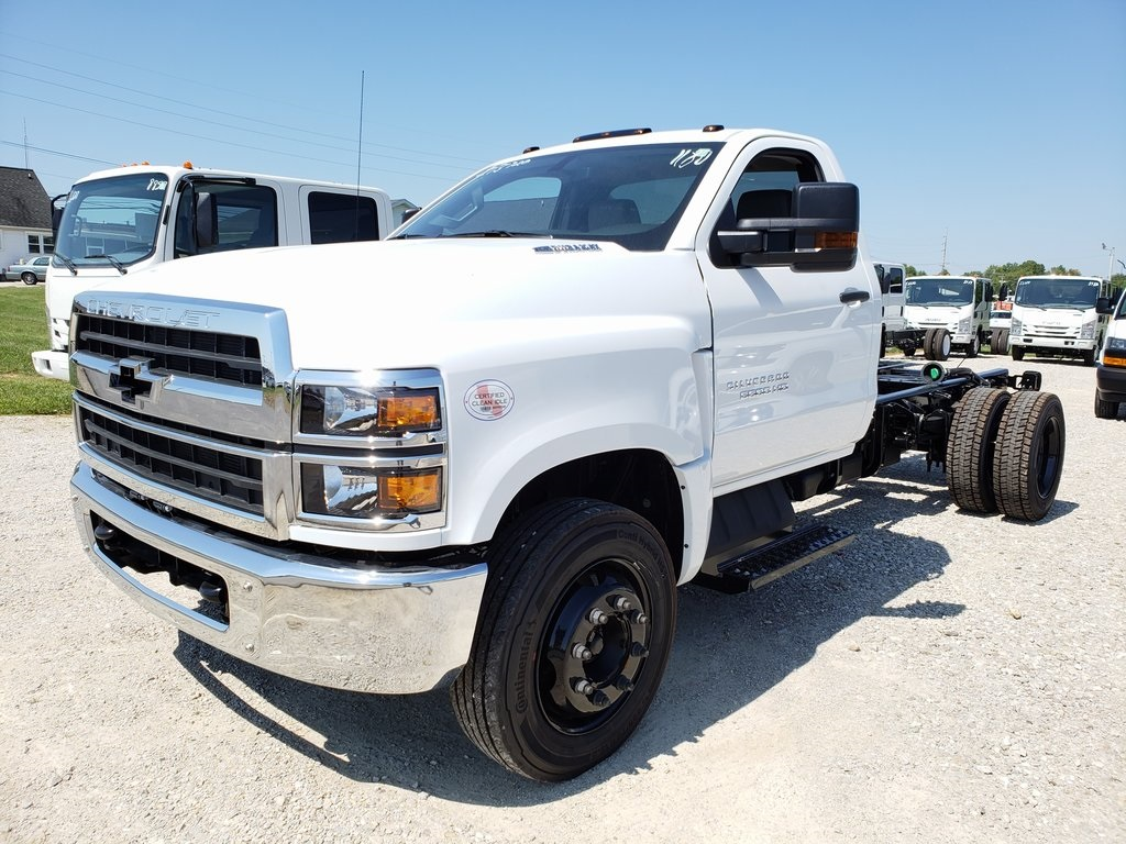 2019 Silverado 4500 Regular Cab DRW 4x2, Cab Chassis #ZT5720 - photo 3