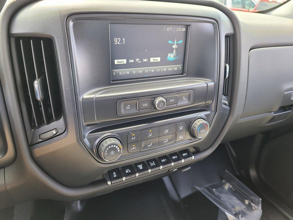 2019 Silverado 4500 Regular Cab DRW 4x2, Cab Chassis #ZT5726 - photo 10