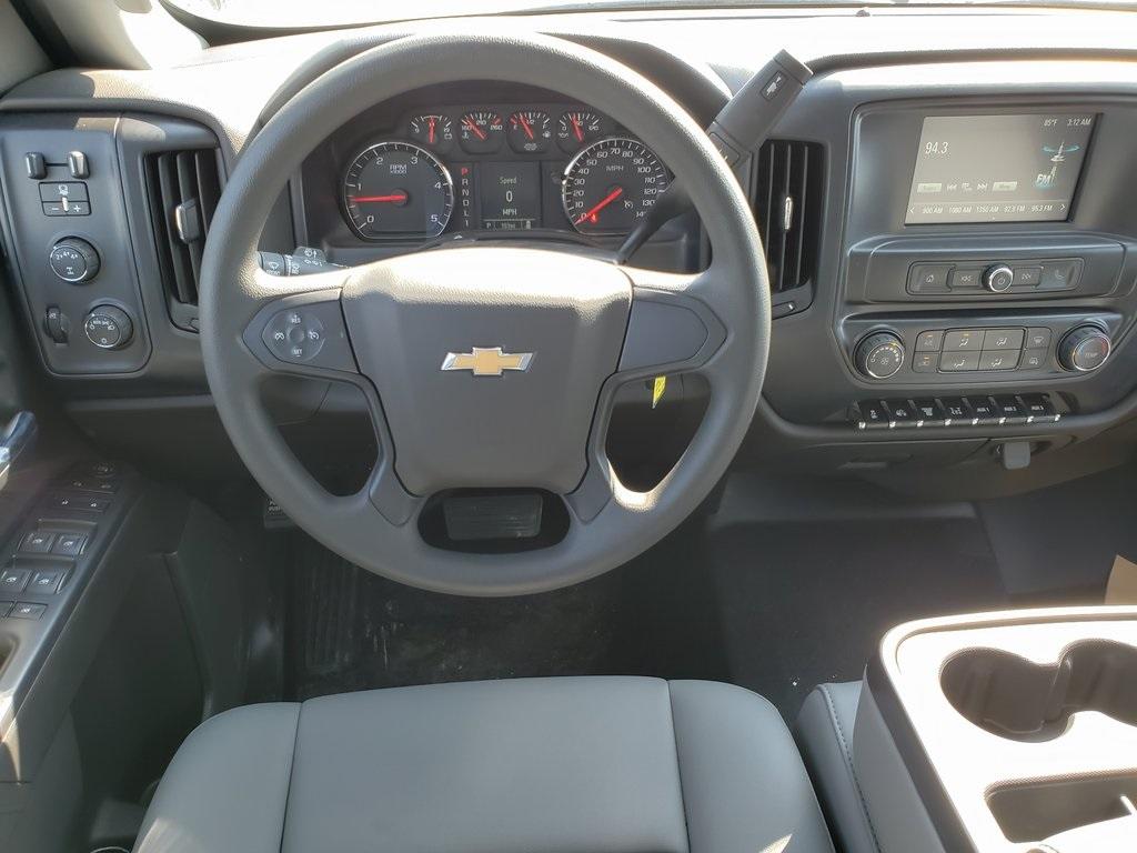 2019 Silverado 4500 Crew Cab DRW 4x4, Monroe MTE-Zee Dump Body #ZT5798 - photo 11