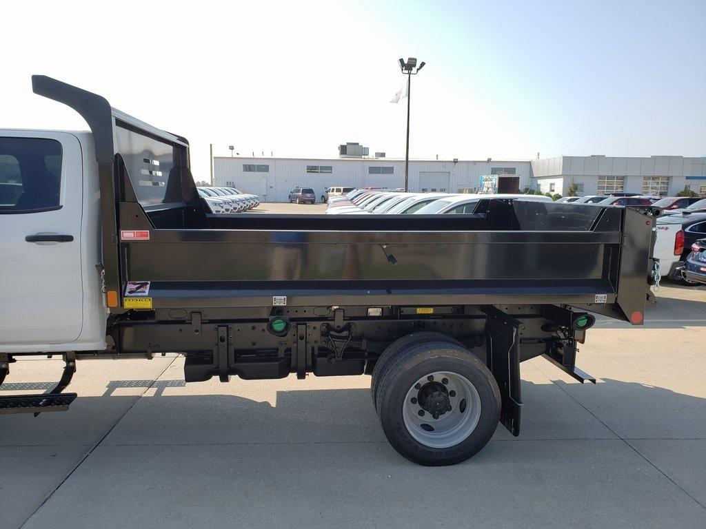 2019 Silverado 4500 Crew Cab DRW 4x4, Monroe MTE-Zee Dump Body #ZT5798 - photo 5