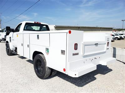 2019 Silverado 4500 Regular Cab DRW 4x2, Reading Classic II Steel Service Body #ZT5955 - photo 2