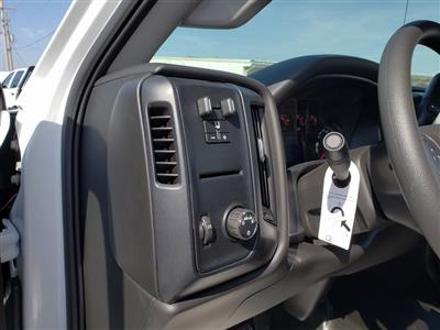 2019 Silverado 4500 Regular Cab DRW 4x2, Reading Classic II Steel Service Body #ZT5955 - photo 8