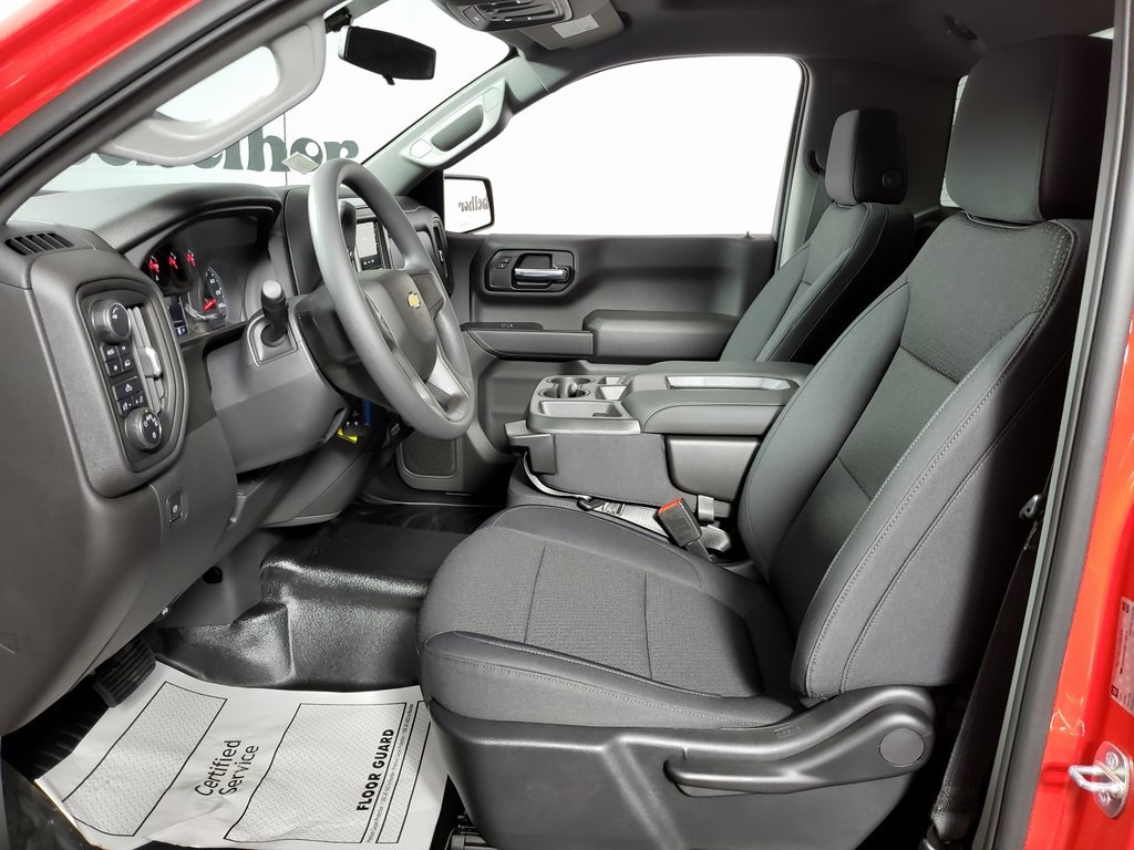 2019 Silverado 1500 Regular Cab 4x4, Pickup #ZT5995 - photo 7