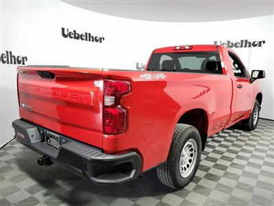 2019 Silverado 1500 Regular Cab 4x4, Pickup #ZT5995 - photo 4