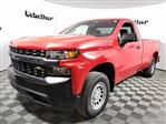 2019 Silverado 1500 Regular Cab 4x4, Pickup #ZT5995 - photo 1