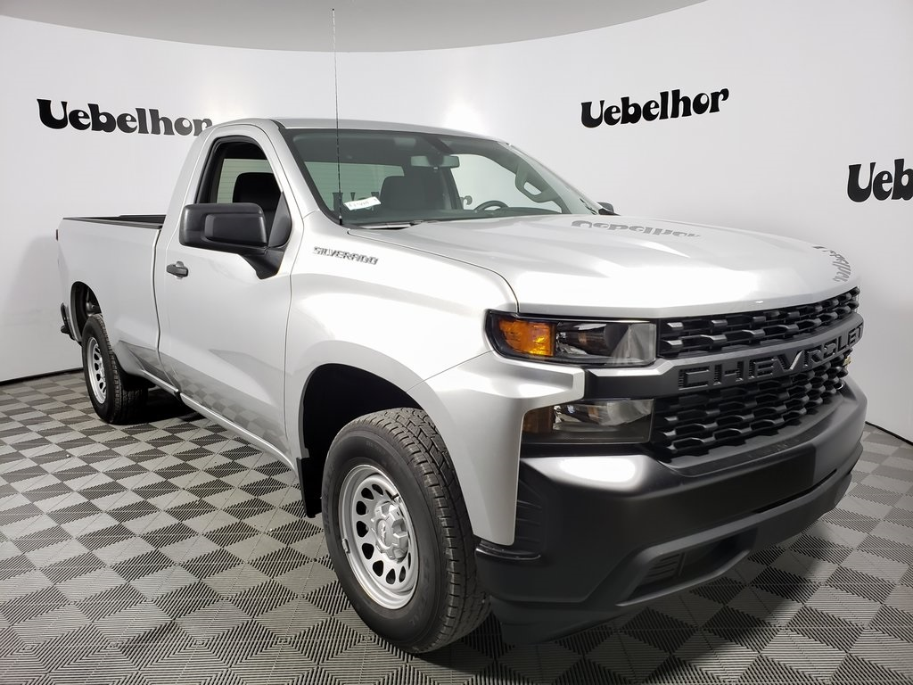 2019 Silverado 1500 Regular Cab 4x2, Pickup #ZT6004 - photo 3