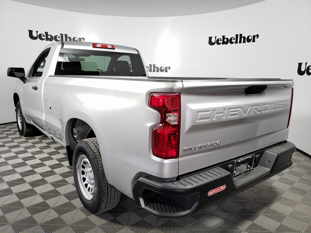 2019 Silverado 1500 Regular Cab 4x2, Pickup #ZT6004 - photo 2