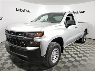 2019 Silverado 1500 Regular Cab 4x2, Pickup #ZT6004 - photo 1