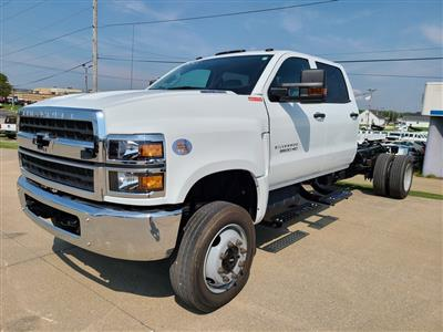 2019 Silverado 4500 Crew Cab DRW 4x4, Reading Classic II Steel Service Body #ZT6065 - photo 3