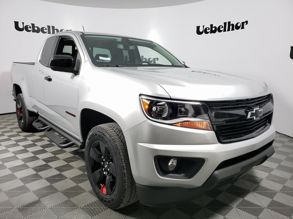 2020 Colorado Extended Cab 4x4, Pickup #ZT6082 - photo 4