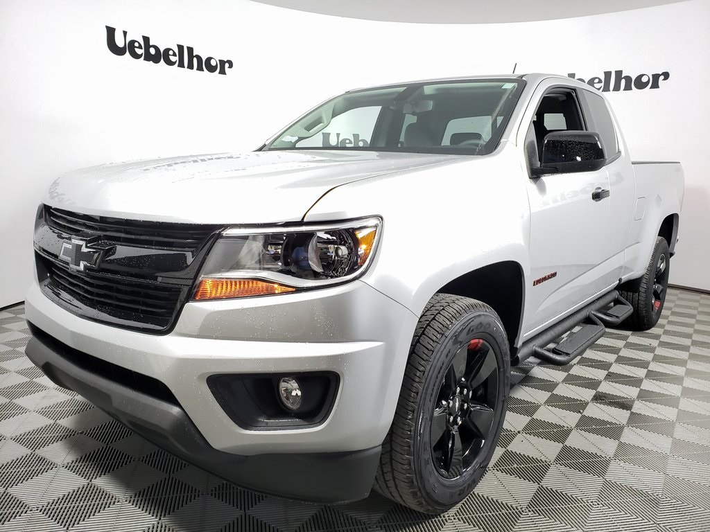 2020 Colorado Extended Cab 4x4, Pickup #ZT6082 - photo 1
