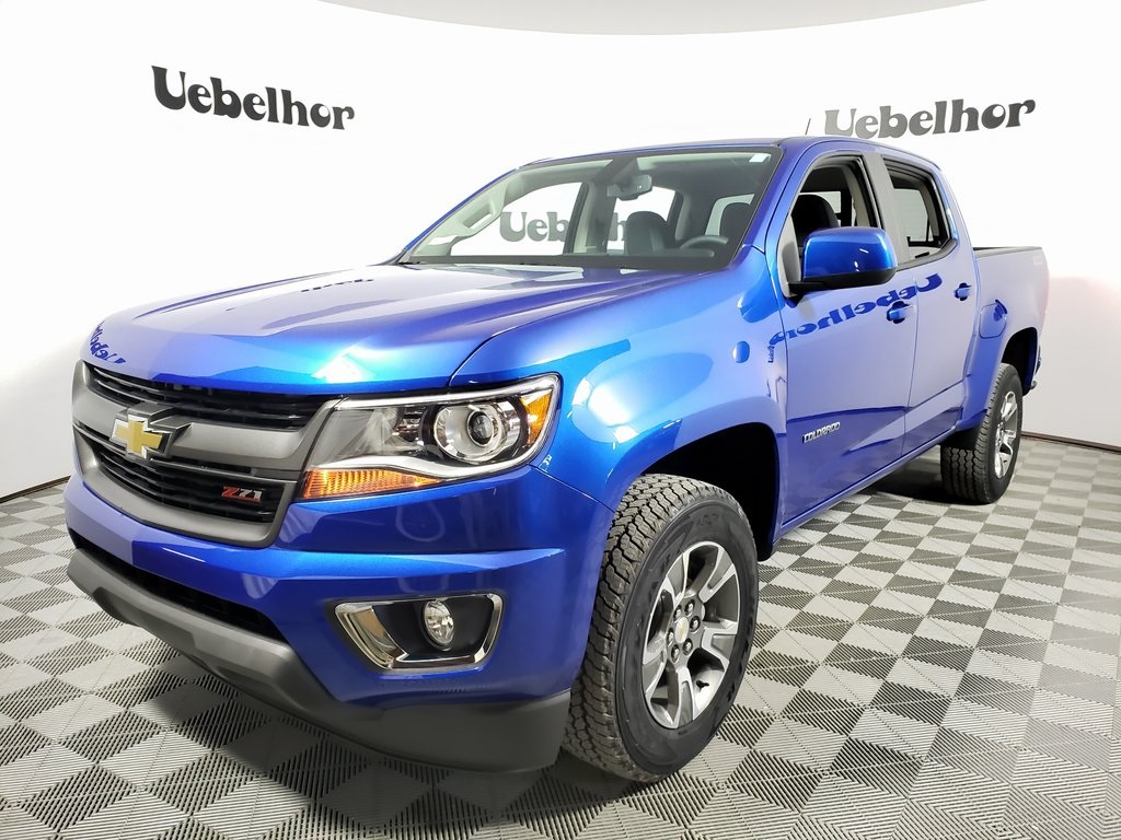 2020 Colorado Crew Cab 4x4, Pickup #ZT6097 - photo 1