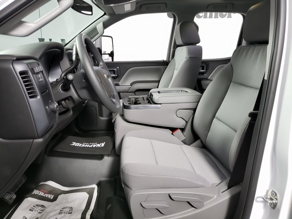 2019 Silverado 2500 Double Cab 4x2, Knapheide Steel Service Body #ZT6100 - photo 11
