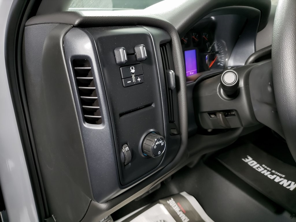 2019 Silverado 2500 Double Cab 4x2, Knapheide Steel Service Body #ZT6100 - photo 12