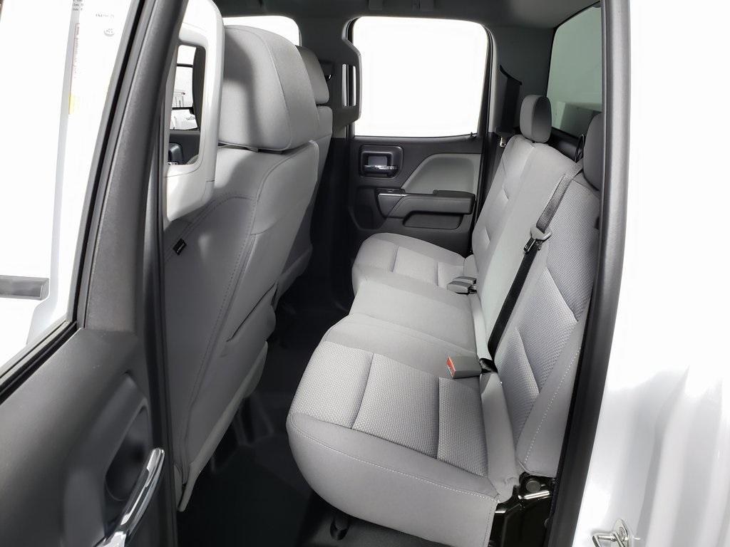 2019 Silverado 2500 Double Cab 4x2, Knapheide Steel Service Body #ZT6100 - photo 9