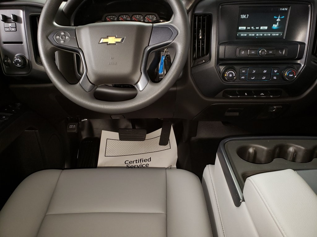 2019 Silverado 1500 Double Cab 4x2, Pickup #ZT6123 - photo 11