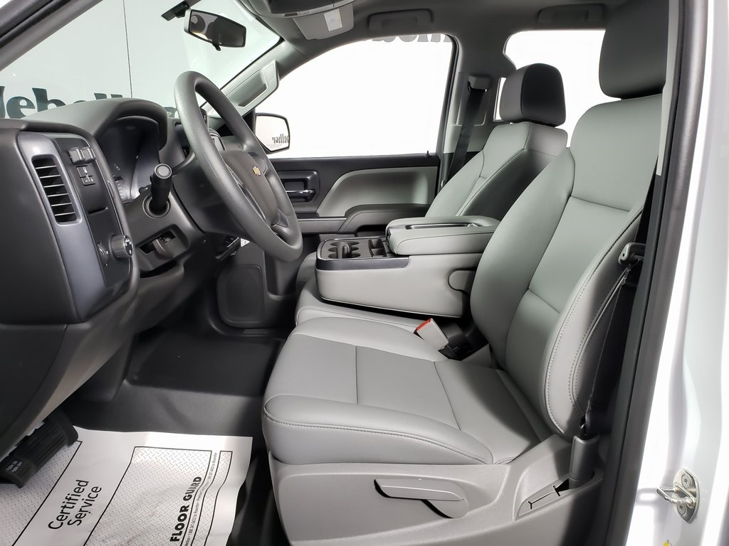 2019 Silverado 1500 Double Cab 4x2, Pickup #ZT6123 - photo 9