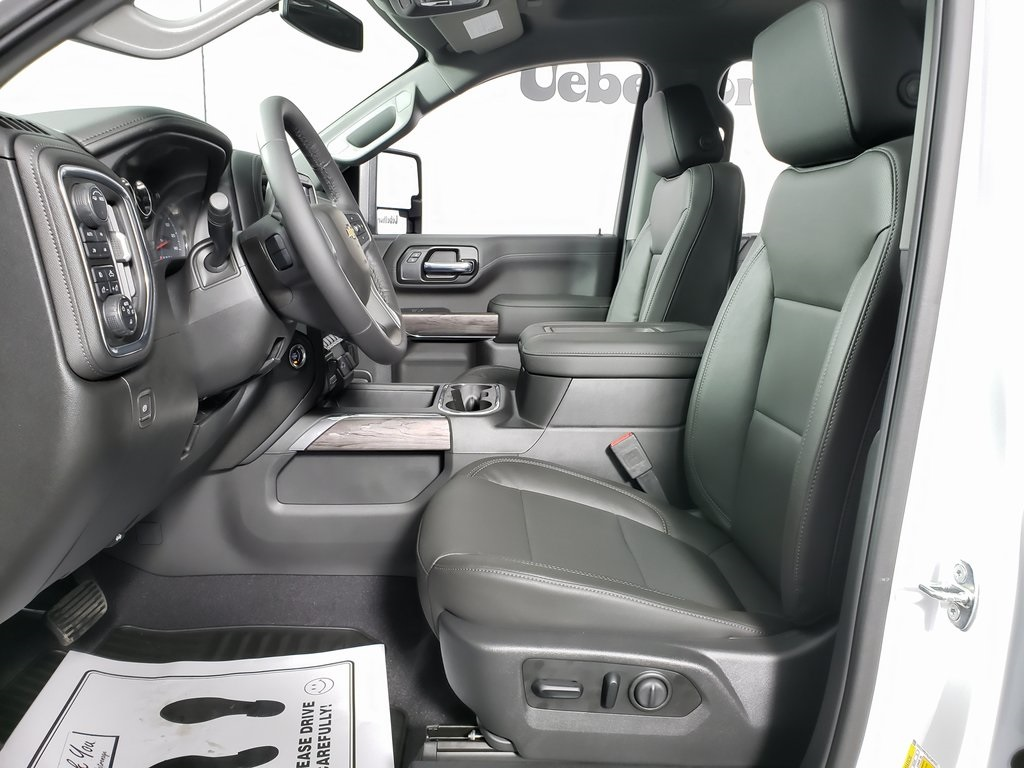 2020 Silverado 2500 Crew Cab 4x4, Pickup #ZT6222 - photo 11