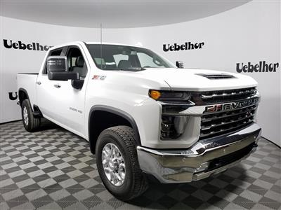 2020 Silverado 2500 Crew Cab 4x4, Pickup #ZT6222 - photo 3