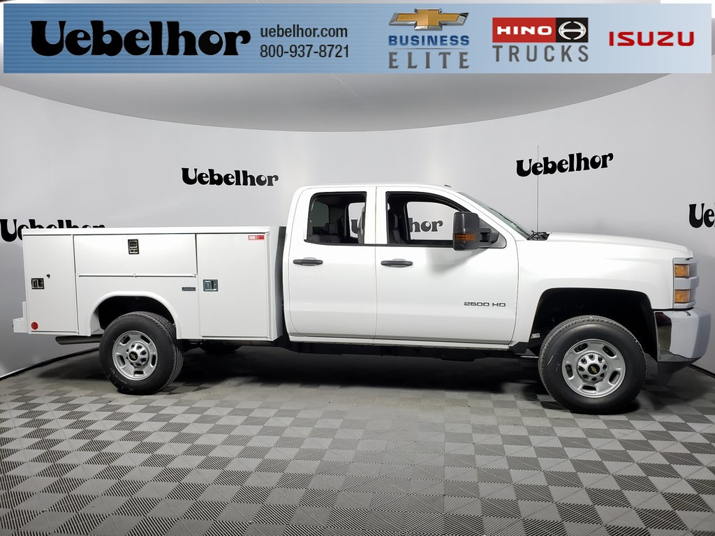 2019 Chevrolet Silverado 2500 Double Cab 4x2, Reading Service Body #ZT6366 - photo 1