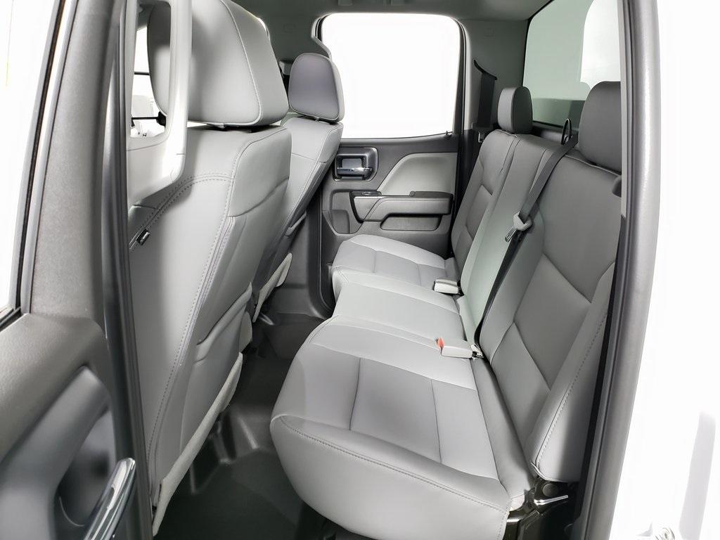 2019 Silverado 2500 Double Cab 4x2, Reading SL Service Body #ZT6402 - photo 8