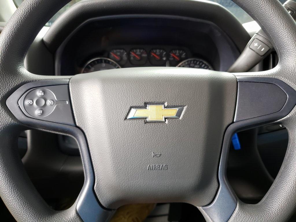2019 Silverado 2500 Double Cab 4x4, Reading SL Service Body #ZT6452 - photo 12