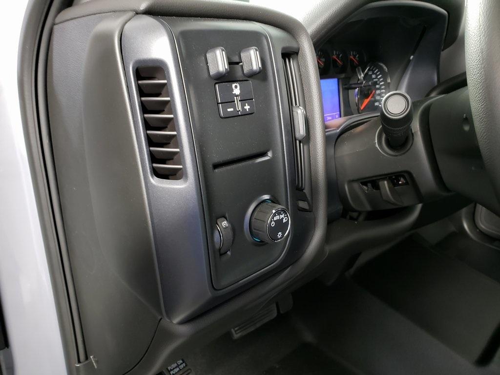 2019 Silverado 2500 Double Cab 4x2, Reading SL Service Body #ZT6500 - photo 11