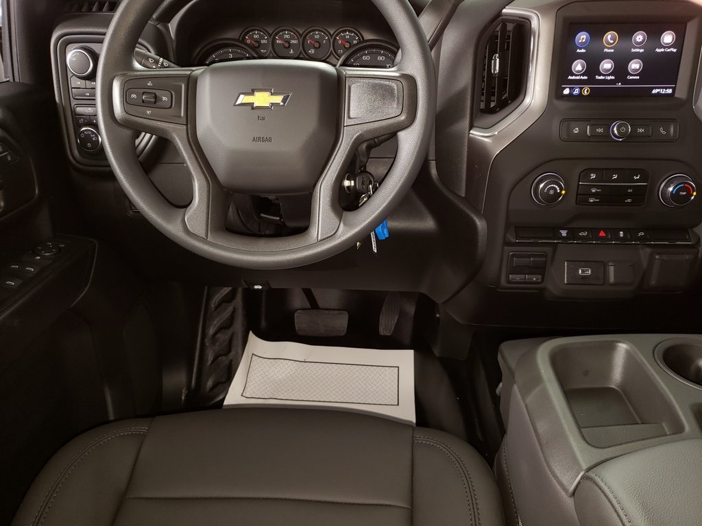 2020 Silverado 2500 Crew Cab 4x4, Pickup #ZT6667 - photo 11