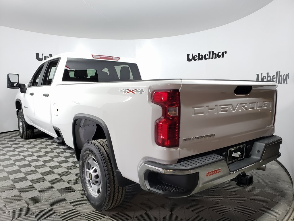 2020 Silverado 2500 Crew Cab 4x4, Pickup #ZT6667 - photo 2
