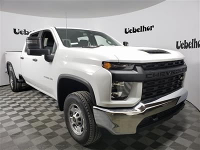 2020 Silverado 2500 Crew Cab 4x4, Pickup #ZT6667 - photo 3