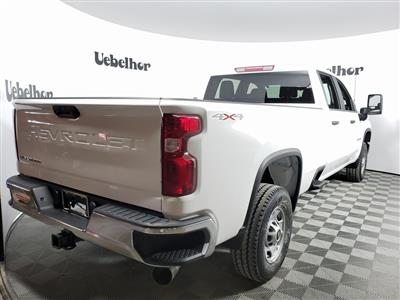 2020 Silverado 2500 Crew Cab 4x4, Pickup #ZT6667 - photo 4