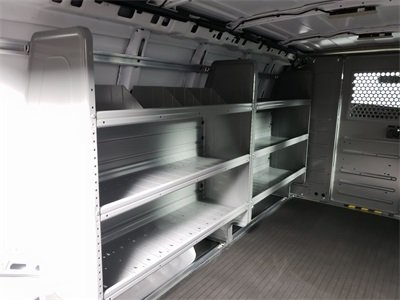 2019 Express 2500 4x2, Adrian Steel Upfitted Cargo Van #ZT6712 - photo 9