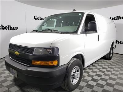 2019 Express 2500 4x2, Adrian Steel Upfitted Cargo Van #ZT6718 - photo 3