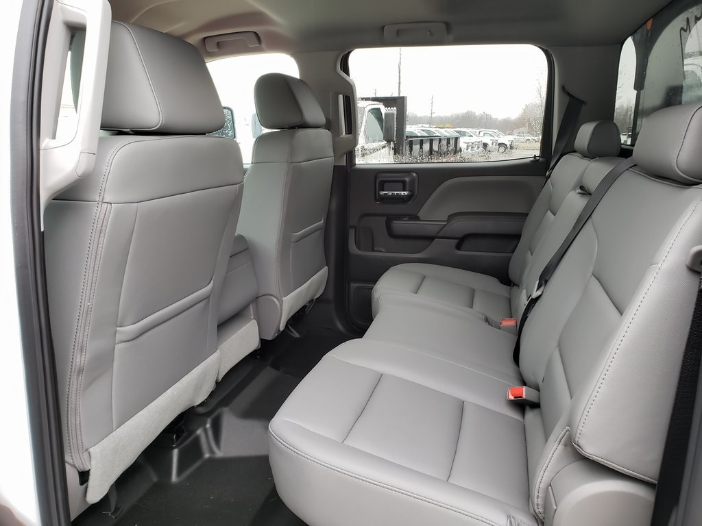 2019 Silverado 4500 Crew Cab DRW 4x4, Monroe MTE-Zee Dump Body #ZT6724 - photo 8