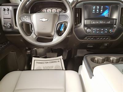 2019 Silverado 2500 Double Cab 4x2, Knapheide Steel Service Body #ZT6726 - photo 12