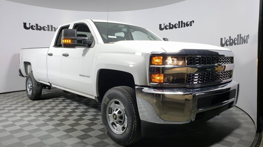 2019 Silverado 2500 Double Cab 4x2, Pickup #ZT6752 - photo 3