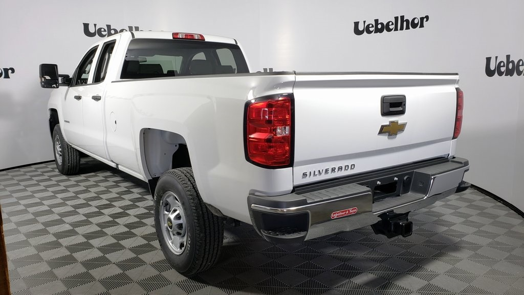 2019 Silverado 2500 Double Cab 4x2, Pickup #ZT6752 - photo 2
