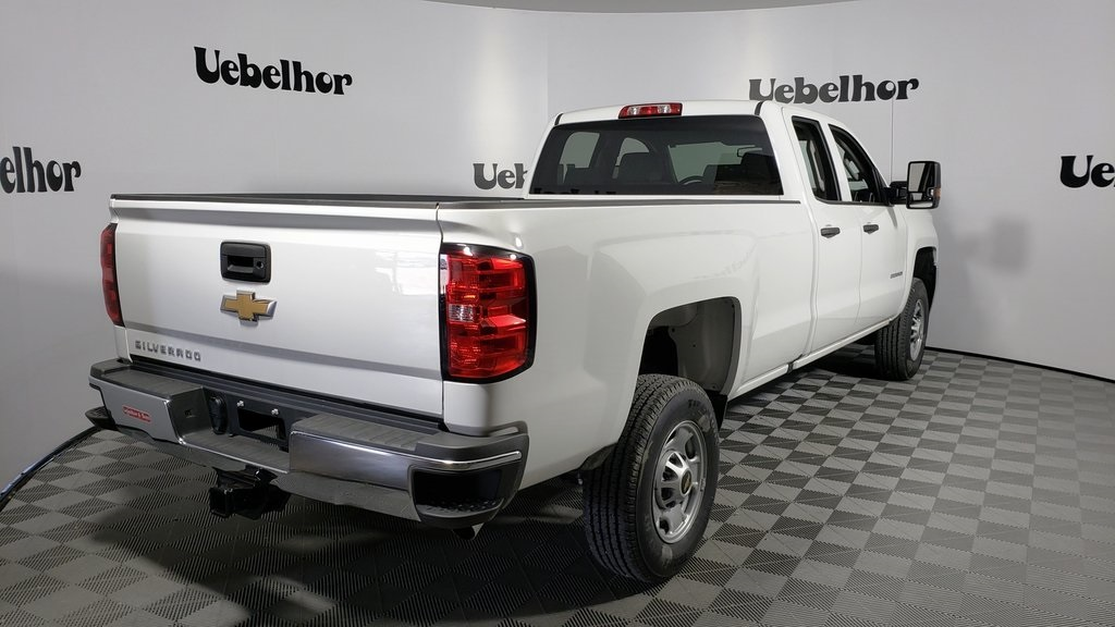 2019 Silverado 2500 Double Cab 4x2, Pickup #ZT6752 - photo 4