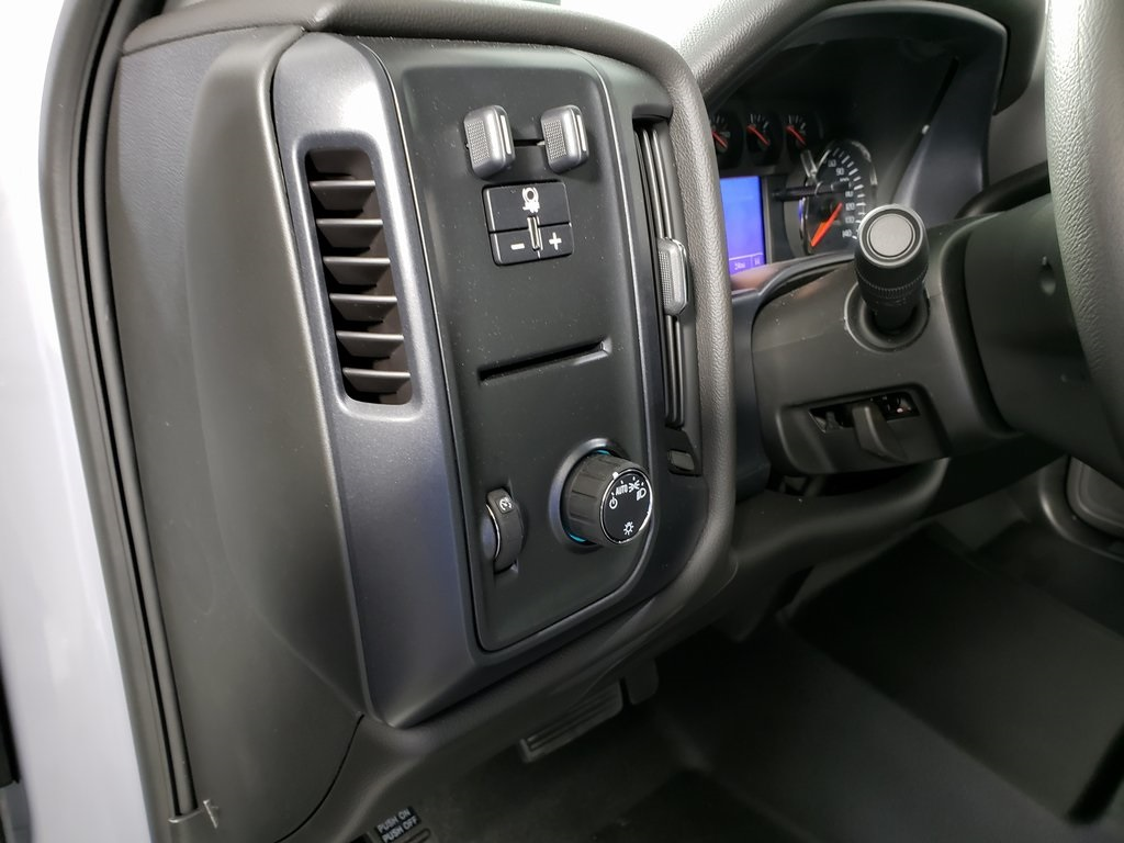 2019 Silverado 2500 Double Cab 4x2, Reading SL Service Body #ZT6840 - photo 11
