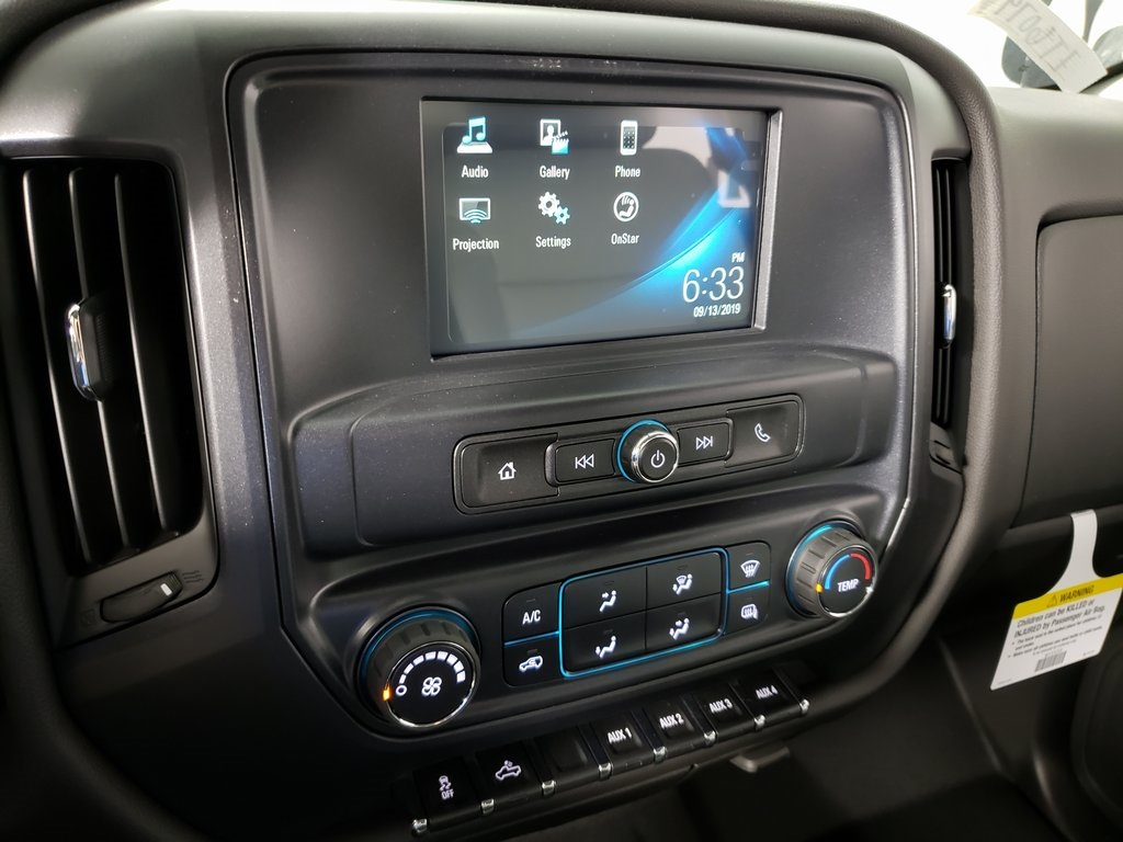2019 Silverado 2500 Double Cab 4x2, Reading SL Service Body #ZT6973 - photo 14