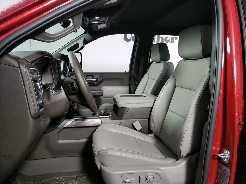 2020 Silverado 2500 Crew Cab 4x4, Pickup #ZT7062 - photo 11