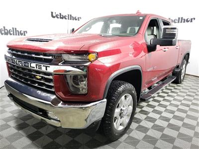 2020 Silverado 2500 Crew Cab 4x4, Pickup #ZT7062 - photo 1
