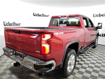 2020 Silverado 2500 Crew Cab 4x4, Pickup #ZT7062 - photo 4