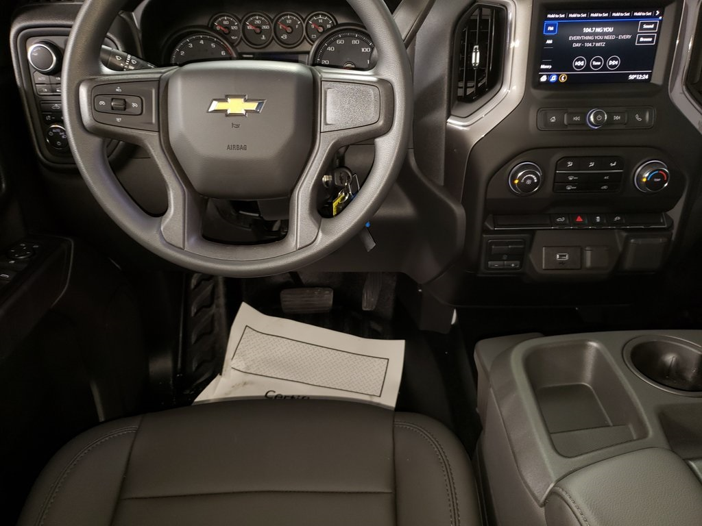 2020 Silverado 1500 Crew Cab 4x4, Pickup #ZT7157 - photo 11
